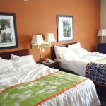 Fairfield Inn Manchester-Boston Regional Airport resmi