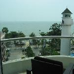 A-ONE Pattaya Beach Resort resmi