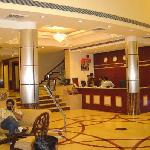  Hotel Raj Continental Lobby