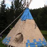 "The ""Eagle"" Tipi"