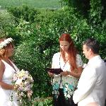  Married In The Garden