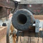 Fort William Henry  cannon