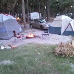 Hunting Island State Park Campground