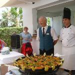  Paella Demo