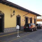 Across the Street from Posada Coatepec