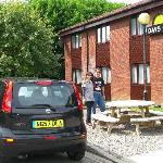Days Inn Bridgend Cardiff resmi