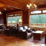 Foto de Rainbow Ranch Lodge Restaurant