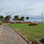  beautifully kept gardens on the promenade a short walk from the Ashton court Hotel.