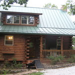 Ozark Bluff Dwellers Cabins