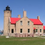 ‪Old Mackinac Point Lighthouse‬