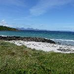 the beauty and peace of Gigha