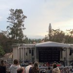 View From Greek Theater in Berkeley, CA
