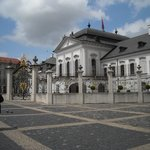 Slovakia's White House--Grassalkovich Palace