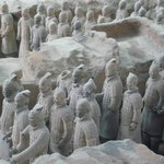 Tomb of Emperor Qin Shi Huang