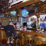 Marconi Beach BBQ bar