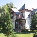 Foto Custer Mansion B&B