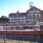 Go on a York boat trip on the River Ouse.