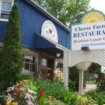 Cheese Factory Exterior