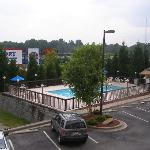 Bild från Holiday Inn Express Winston-Salem