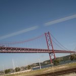 The 25th of April Bridge (Ponte 25 de Abril)