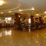  The Lobby of Grand Regal