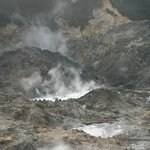 La Soufriere Drive-In Volcano