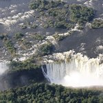 The Victoria Falls National Park