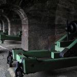 Fortaleza de Santa Cruz (serial cannons)