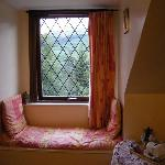 Window nook at the B&B