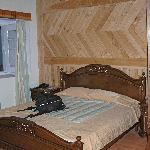 My room at Naggar Castle