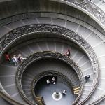 Spiral walkway at the Musei Vaticani (20446709)