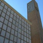 First Christian Church, Columbus, IN Architect: Eliel Saarinen