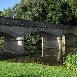 Bridge over the Serein