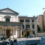 Great little hotel, Diana Park Hotel, Via G Pascoli 10