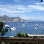 harbor Cap Ferrat from