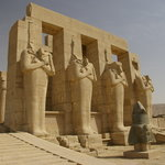 Ramesseum (Mortuary Temple of Ramses II)