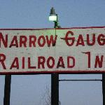 Foto de Narrow Gauge Railroad Inn