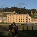 My children - Port Arthur - Day tour