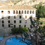  vista hotel arabia albarracin