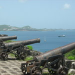 St. George fort view