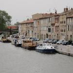  boat harbour Castelnaudary