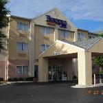 Фотография Fairfield Inn by Marriott Pensacola