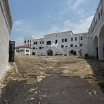 Cape Coast Castle Foto