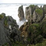 Pancake Rocks
