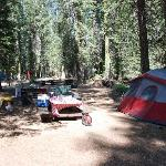 Stony Creek Campground resmi