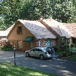Foto de Sassafras Inn Bed & Breakfast