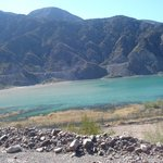Potrerillos Dam