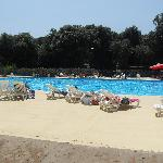 Country Club Castelfusano - Tourist Village, Camping resmi