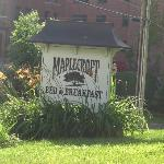Foto di Maplecroft Bed And Breakfast