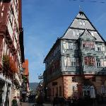 Hotel Riesen was built in 1599 and is the second hotel to stand on this spot